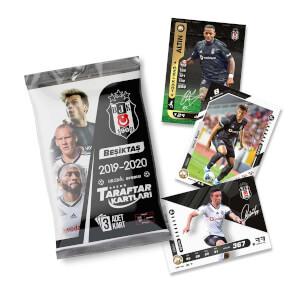Beşiktaş 2019-2020 İmzalı Taraftar Kartları