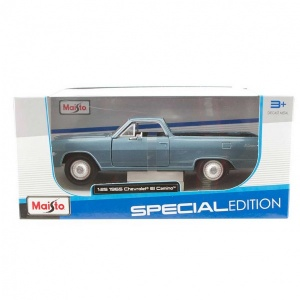 1:25 Maisto Chevrolet El Camino 1965 Model Araba