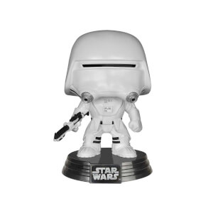 Funko Pop Star Wars: First Order Snowtrooper Figür