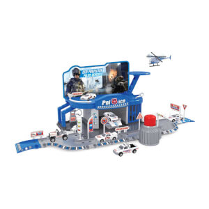 1:64 Maxx Wheels 2 Araçlı Garaj Seti