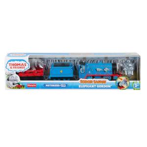 Thomas & Friends Sodor Safari Motorized Tren GLK69
