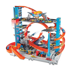 Hot Wheels Ultimate Garaj Seti FTB69