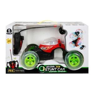 Uzaktan Kumandalı Stunt Car Taklacı Araba
