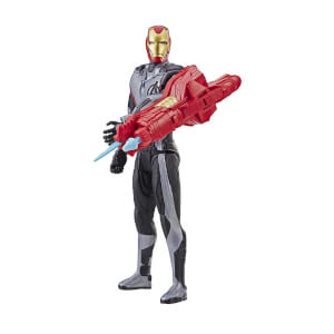 Avengers Endgame Titan Hero Power FX Iron Man Figür