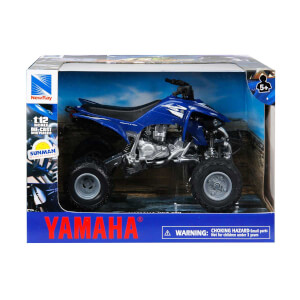 1:12 Yamaha YFZ 450 2008 Atv Model Motor