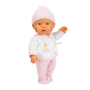 Bebelou Tuvalet Saati Sesli Bebek Seti 35 cm.