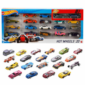 Hot Wheels 20'li Araba Seti H7045