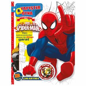 Marvel Ultimate Spiderman Yapıştır ve Oyna