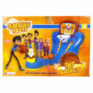 Rafadan Tayfa Şut ve Basket Mini Basketbol Seti
