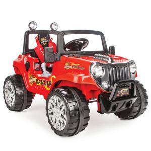 Pilsan Uzaktan Kumandalı Akülü Araba Jeep Ranger 12V