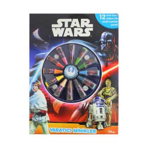 Star Wars Yaratıcı Minikler Boyama Kitabı