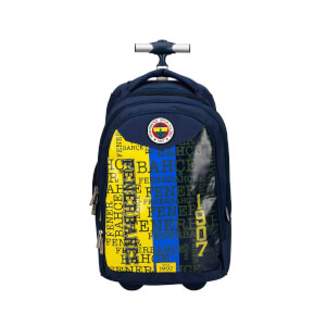 Fenerbahçe Çekçekli Okul Çantası 87053