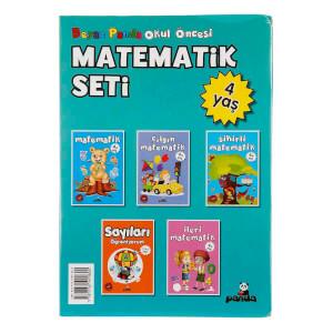 Okul Öncesi Matematik Seti 4 Yaş