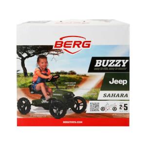 Berg Jeep Buzzy Sahara Pedallı Go Kart