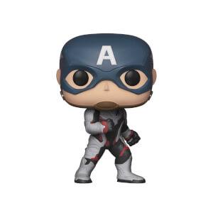Funko Pop Marvel Avengers Endgame: Captain America Figür