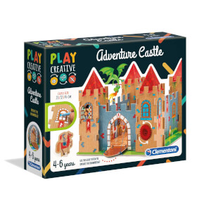 Clementoni Play Creative Macera Kalesi
