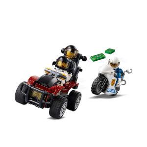 LEGO City Police Gökyüzü Polisi Paraşütle Tutuklama 60208