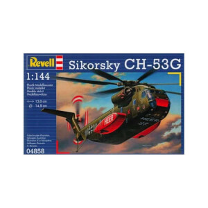 Revell 1:144 Sikorsky CH-53G Helikopter 4858