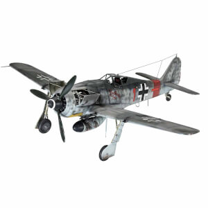 Revell 1:32 Fw190 A-8/R-2 Sturmbock Uçak VSU03874