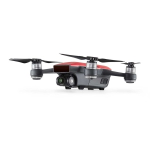 Dji Spark Fly More Combo Lava Drone