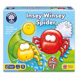 Küçük Sevimli Örümcek