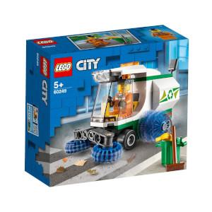LEGO City Great Vehicles Sokak Süpürme Aracı 60249
