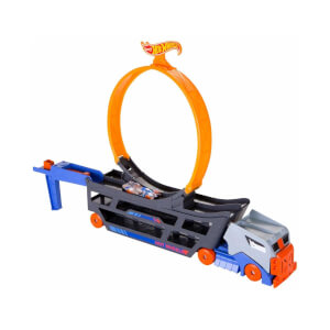 Hot Wheels Transporter Atlayış Seti DWN56