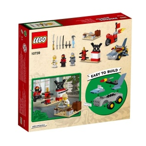 LEGO Juniors Köpekbalığı Saldırısı 10739