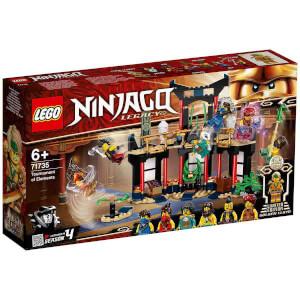 LEGO Ninjago Elementler Turnuvası 71735