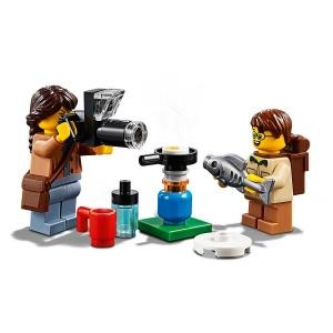 LEGO City Town İnsan Paketi - Doğa Maceraları 60202