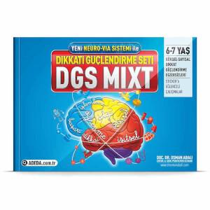 DGS MIXT Dikkati Güçlendirme Seti 6-7 Yaş