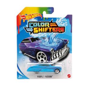 Hot  Wheels Renk Değiştiren Araçlar