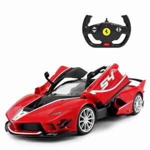 1:14 Uzaktan Kumandalı Ferrari FXX K Evo Araba 34 cm.