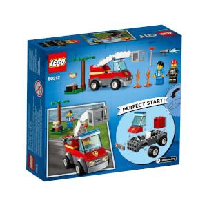 LEGO City Fire Barbekü Yangını 60212