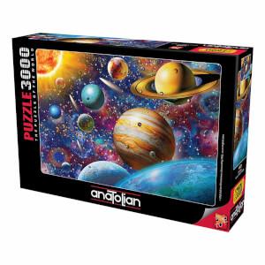 3000 Parça Puzzle : Odyssey