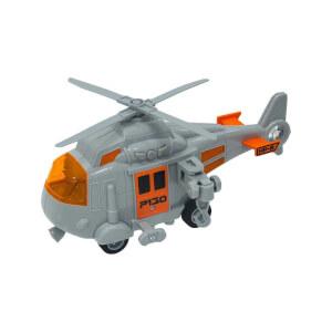 1:20 Maxx Wheels Sesli ve Işıklı Kurtarma Helikopteri