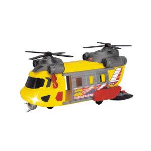 Sesli ve Işıklı Helikopter 30 cm.