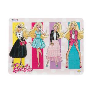 36 Parça Puzzle : Barbie Elbise Modelleri