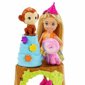 Chelsea Kayıp Doğum Günü Parti Eğlencesi Oyun Seti GTM84