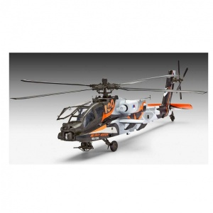 Revell 1:48 AH-64D Apache Model Set Helikopter