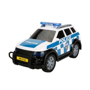 Teamsterz Sesli ve Işıklı Polis Arabası 27 cm.