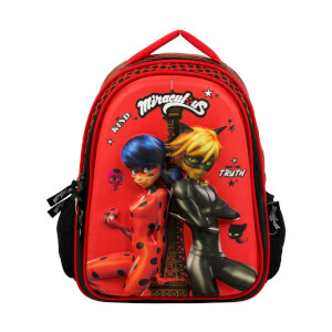 Miraculous Ladybug-Cat Noir Okul Çantası 2148