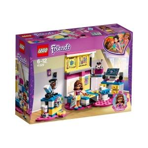LEGO Friends Olivia'nın Lüks Yatak Odası 41329