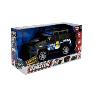 Teamsterz Sesli ve Işıklı 4x4 Polis Arabası