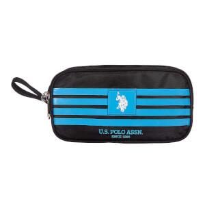 U.S. POLO Kalem Kutusu Mavi-Siyah 20125