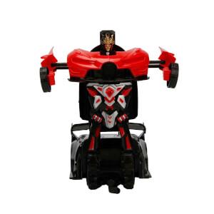 1:16 Uzaktan Kumandalı Robota Dönüşebilen USB Şarjlı Araba