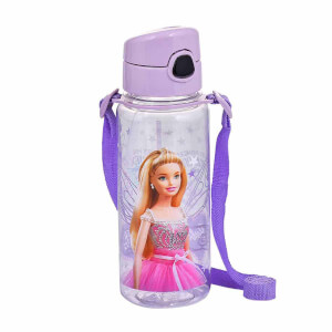 Barbie Şeffaf Matara 500 ml. 44127