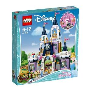 LEGO Disney Princess Sindirellanın Rüya Şatosu 41154