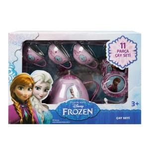 Frozen Metal Çay Seti 11 Parça