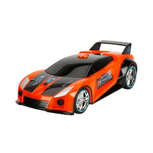 Hot Wheels Sesli ve Işıklı Spark Racer Araba 24 cm.